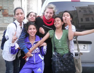 Volunteering in Morocco