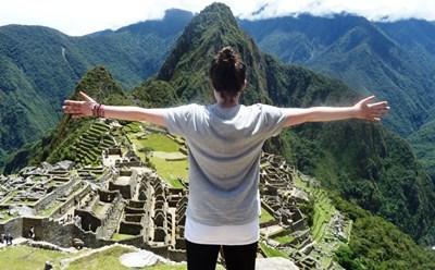 Free time in Peru