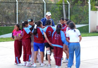 Volunteer Sport placement in Peru