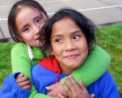 Volunteer Sport project in Peru