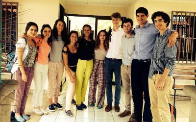 Medicine volunteer group