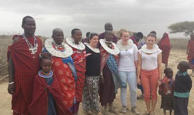 Maasai village trip