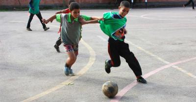 The Sports Project in Rabat