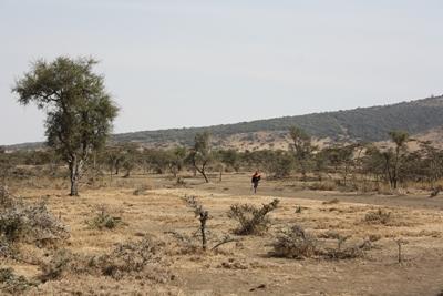 Maasai Land in Tanzania