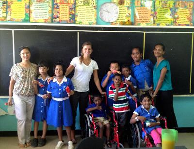 Special needs school Fiji
