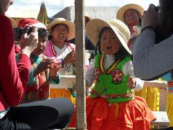 Travels to the Uros Islands