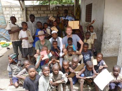 Care work in Senegal