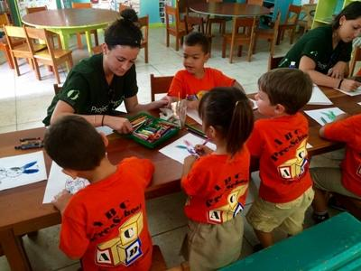 Volunteering in Belize