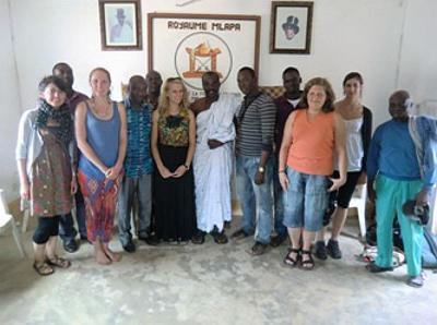 Togo volunteering