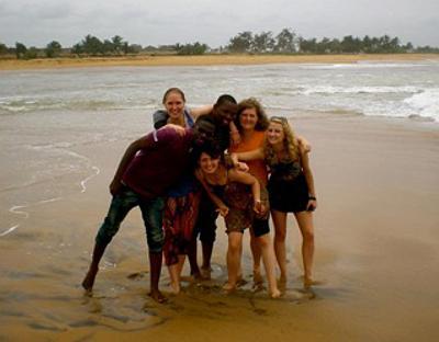 Volunteers in Togo