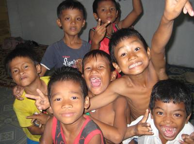 Volunteer Care project in Cambodia