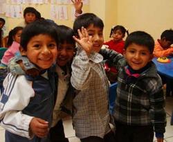 Children from my class