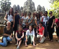 Volunteer 2ws care Cambodia