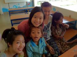 Cambodia care work