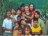 Me and children from JCA