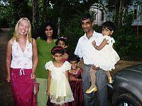 Host family wedding