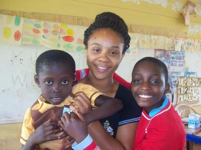 Volunteering in Ghana