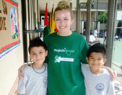 Teaching project in Costa Rica