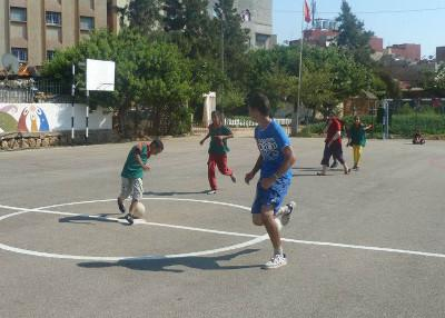 Morocco sports coaching