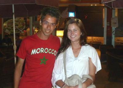 Volunteers in Morocco