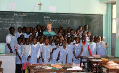Voluntary teaching placement in Senegal