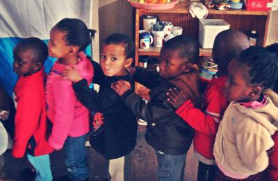 Volunteer day care South Africa