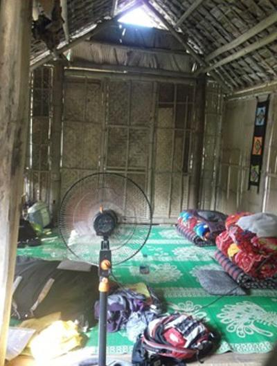 Basic accommodation