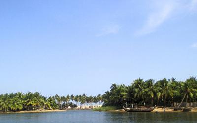Beach trip Ghana