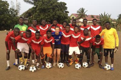 Volunteer Sports project