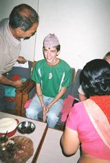 traditional Nepali festivities