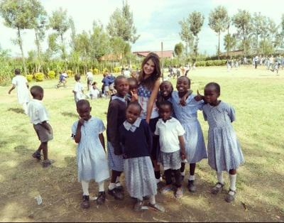 Care project in Kenya