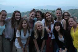 Volunteer trip