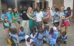 Volunteer care 2ws Ghana