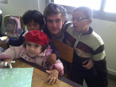 Volunteer care project in an orphanage in Morocco