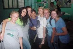 Volunteer care project Costa Rica