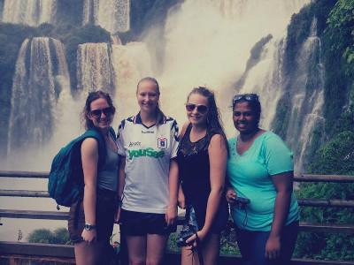 Igauzu falls