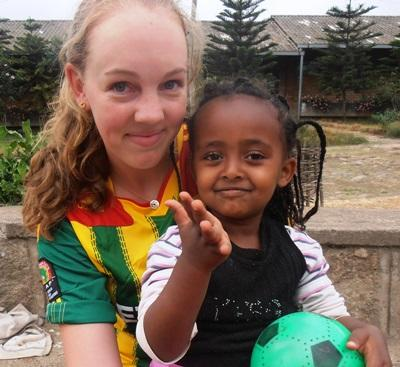Kate Siebert – Teaching in Ethiopia