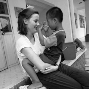 Care project in Vietnam