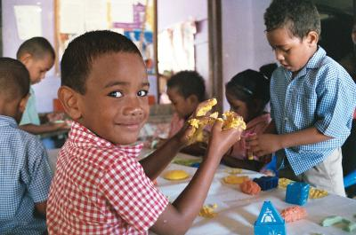 Child in a Fiji Care Placement