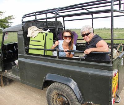 Volunteering in Kenya