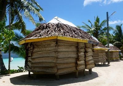 Beach accommodation