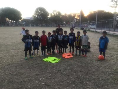 Katie working at her Football placement in Bolivia