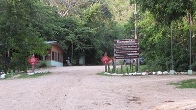 The Barra Honda National Park