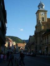 Street where I lived