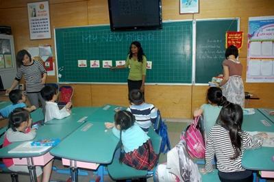 Voluntary teaching placement in Vietnam