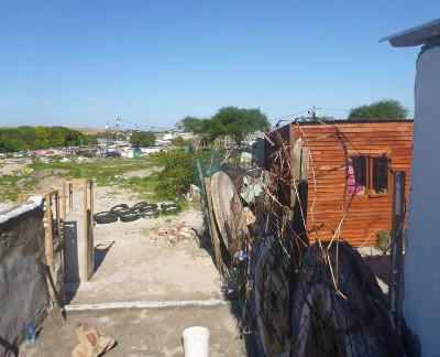 Voluntary community project in South Africa