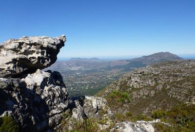 Volunteer trip to Table Mountain in South Africa