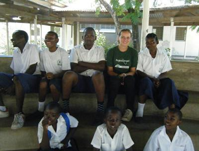 Volunteer care project