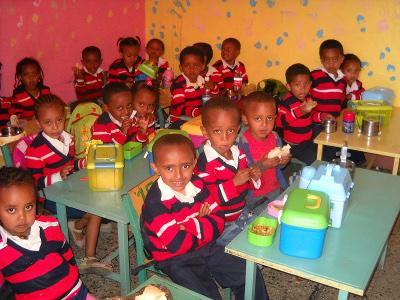Teaching project in Ethiopia