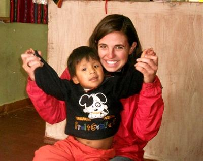 Teaching in Peru – Lauren Blumhardt